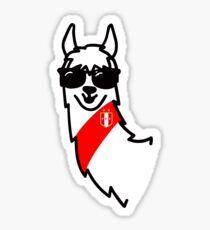 Peru Official Call 2019 Sticker