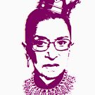 Ruth Bader Ginsburg Autograph - RBG Signature by Thelittlelord