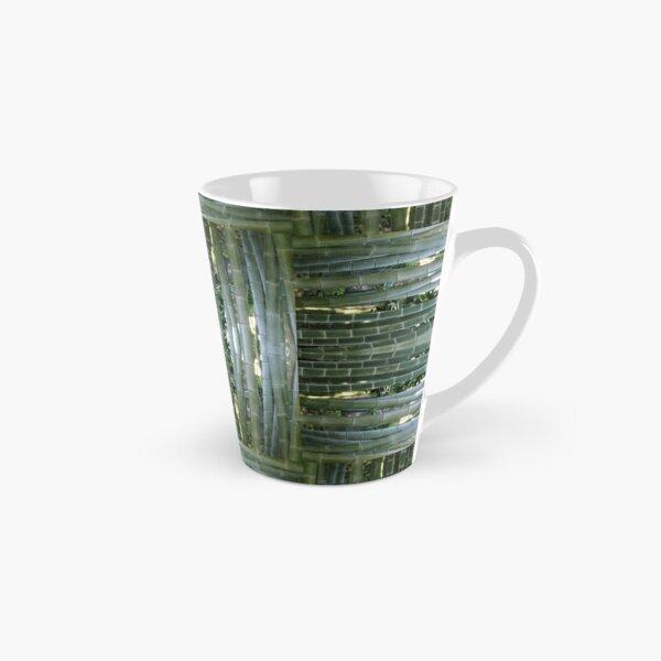 Bamboo Weave Tall Mug
