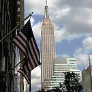 Empire State Building by thesunsetkid