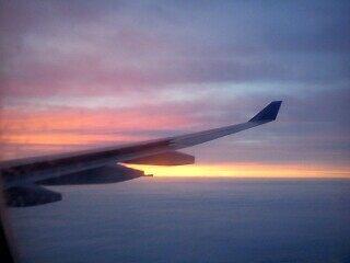 flight home by joeange