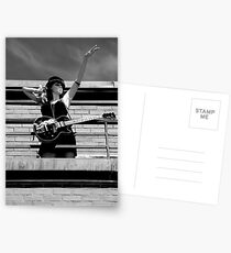 Rock and Roll Postcards