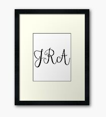 Personalize any item! Framed Print