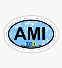 Anna Maria Island. Sticker