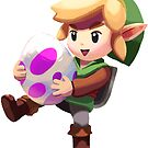 «El despertar de Link» de otzee