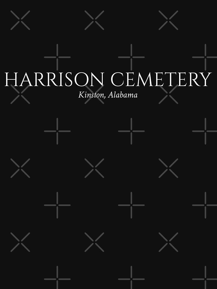 Harrison Cemetery –Kinston, Alabama by GhostlyWorld