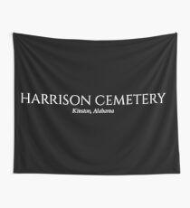 Harrison Cemetery –Kinston, Alabama Wall Tapestry