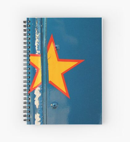 Disillusioned Spiral Notebook