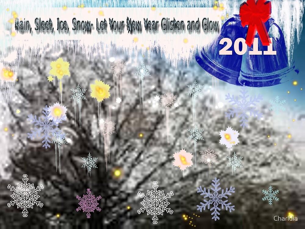 Rain, Sleet, Ice, Snow 2011 by Charldia