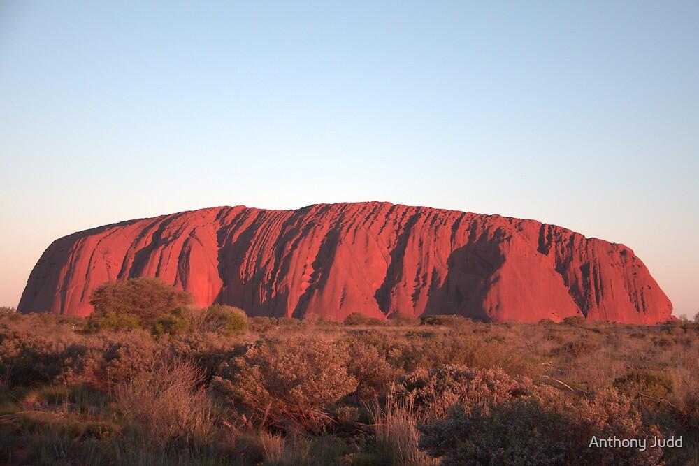 Uluru Sunset by Anthony Judd