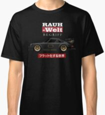 RWB Stella - The World is Flat Classic T-Shirt