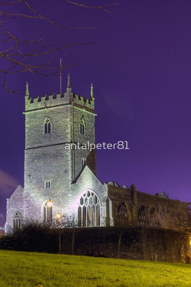 St Peter's Church, Bristol, UK by antalpeter81