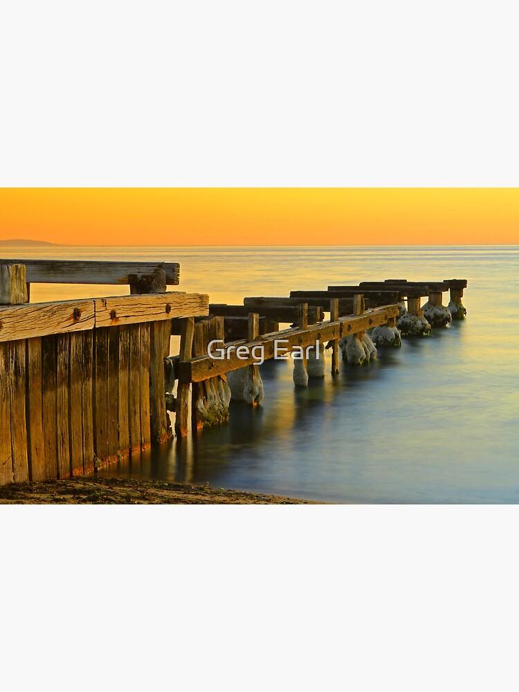 Seaside Ruins - Mentone by GregEarl