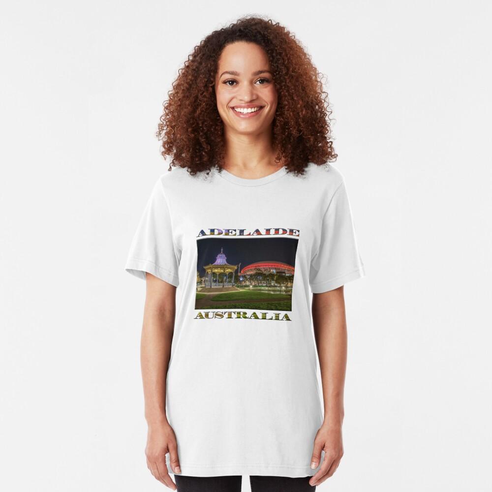 Elder Park Elegance (poster edition) Slim Fit T-Shirt
