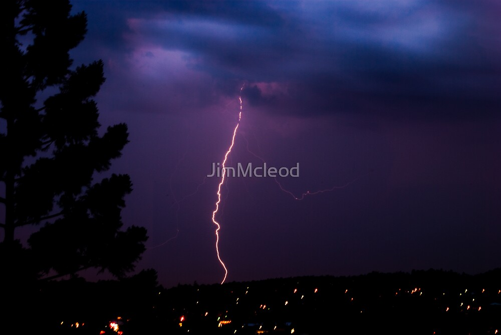 High Voltage by JimMcleod