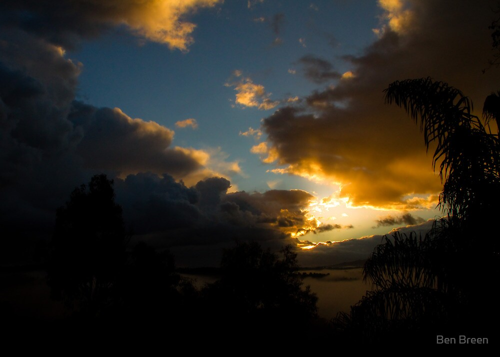 Sunrise 1 by Ben Breen