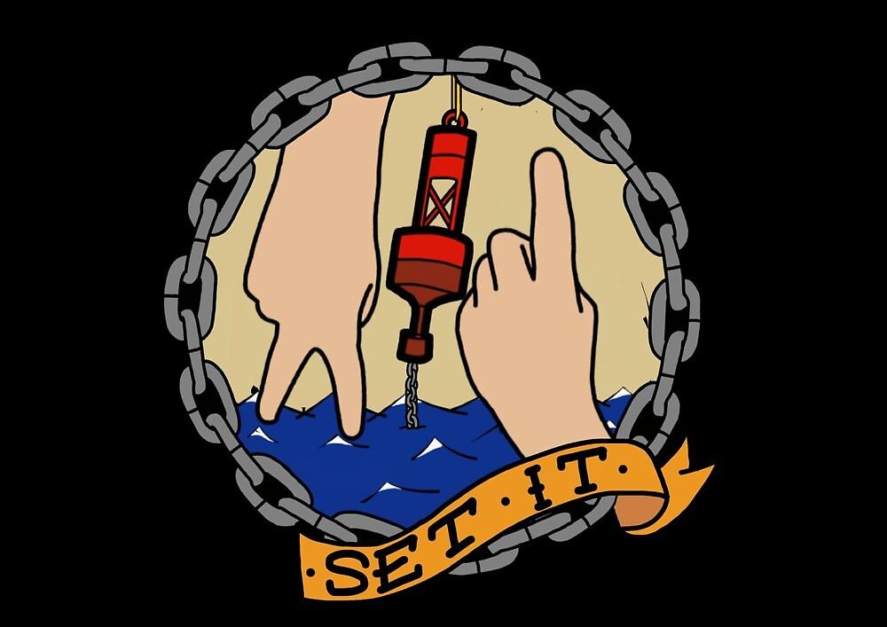 Coast Guard ATON - Set It by AlwaysReadyCltv