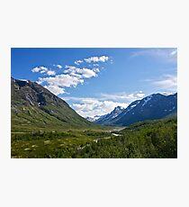 Jotunheimen  . Oppland . Norway . by Brown Sugar . Favorites: 3 Views: 269 . Thx!  Photographic Print