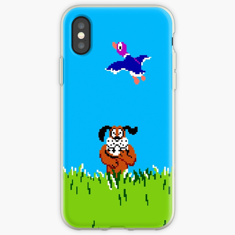 Duck Hunt iPhone-Hülle & Cover