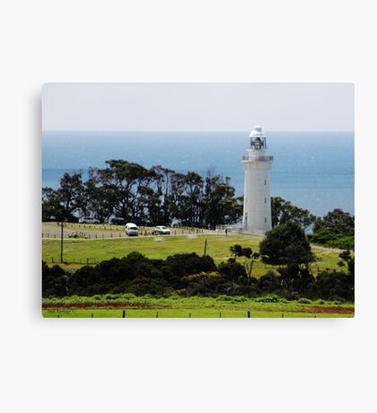 Lighthouse at Table Cape Canvas Print
