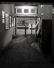 Ansty station entrance by Neil Mouat