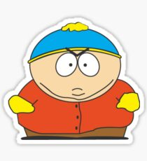 Cartman Drawing Sticker