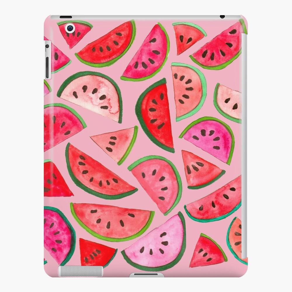 Pink Watermelon  iPad Snap Case
