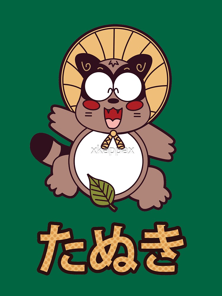 Tanuki by xkappax