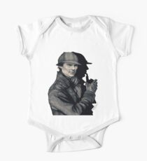 The One and Only Sherlock Holmes (5% OFF) One Piece - Short Sleeve
