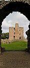 Norham Castle by WatscapePhoto