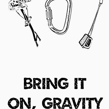 Gravity is thy enemy by sparxm0nkey