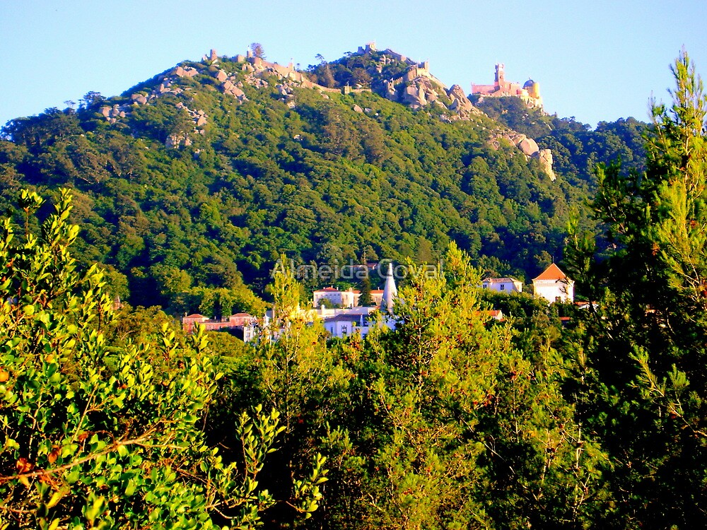 Sintra, welcome to paradise 233..sintra portugal.. by Almeida Coval