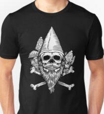 Gnome Skull Unisex T-Shirt