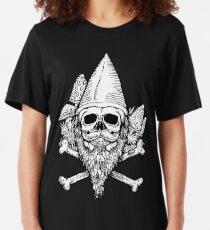 Gnome Skull Slim Fit T-Shirt