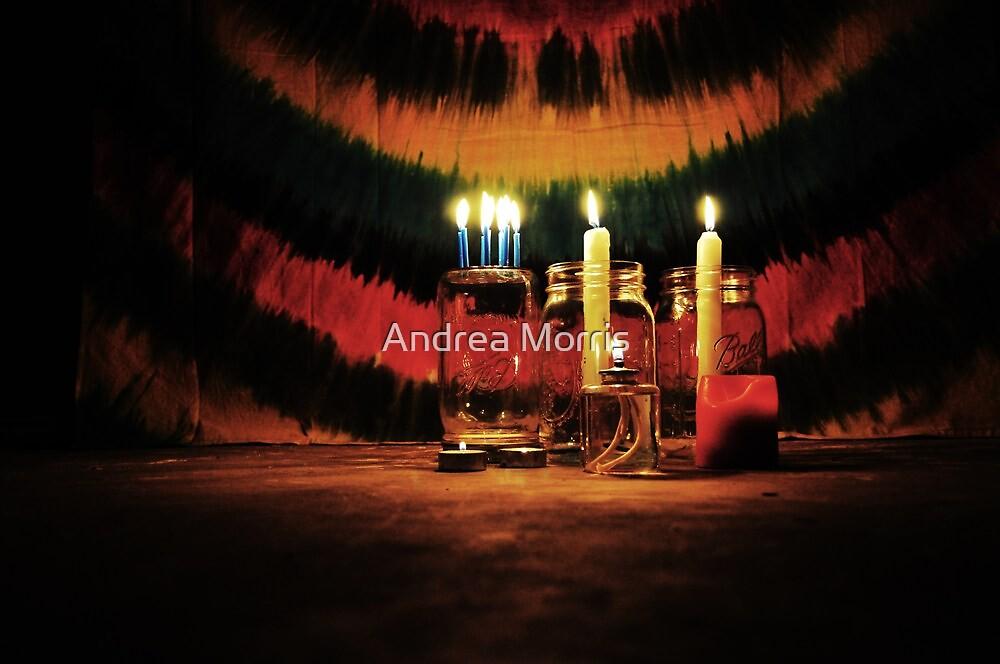Candle Room by Andrea Bodnarik