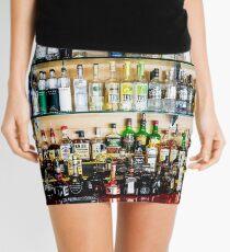 Well Stocked Bar Mini Skirt