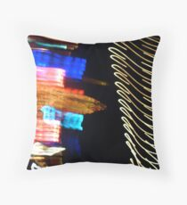 Repeat That by Bradley Blalock Throw Pillow