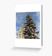 Christmas in Gouda III Greeting Card