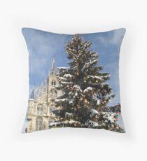 Christmas in Gouda III Throw Pillow