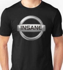 Insane Nissan Badge - JDM Decal Unisex T-Shirt