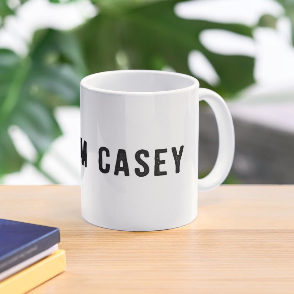 Casefile True Crime – No. I Am Casey (Dark) Mug