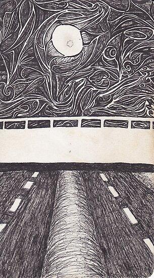 The Road by Jeffrey Blake