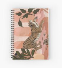 Easy Tiger Spiral Notebook