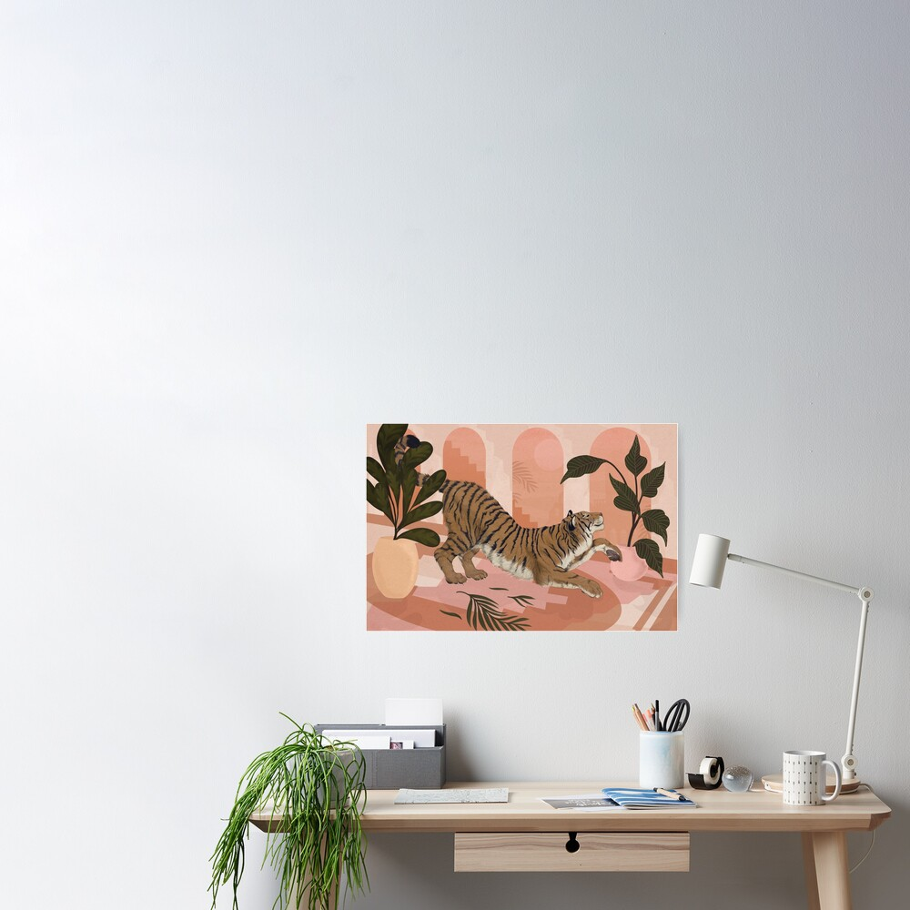 Easy Tiger Poster