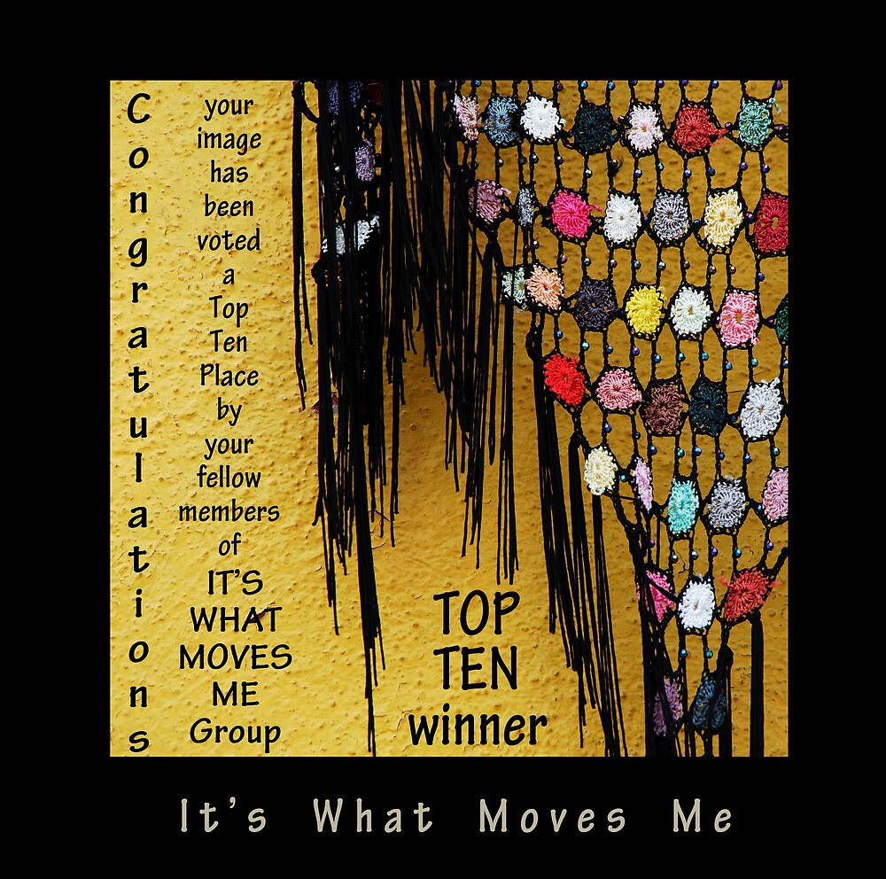 It's what moves me 2 by ragman