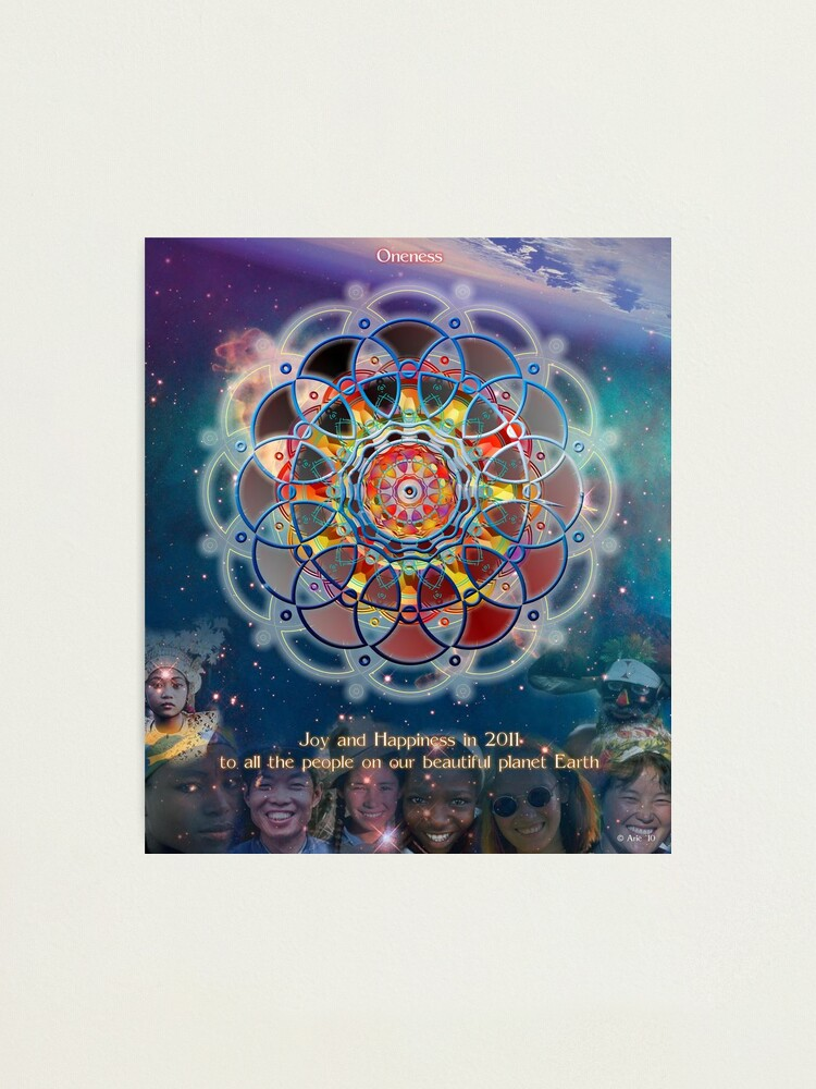 Alternate view of Oneness Photographic Print