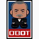 Revved Politico'bot Toy Robot 2.0 by Carbon-Fibre Media