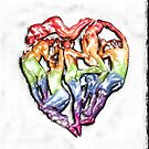 the human heart by leapdaybride