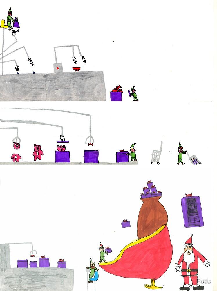 Santa's Workshop by Fotis