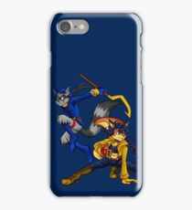 Cops and Robbers iPhone Case/Skin